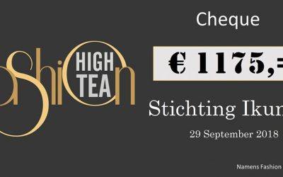 Stichting IKUNDA Was Het Middelpunt Van De Fashion High Tea.